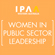 Women in Public Sector Leadership